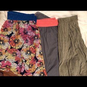 Lularoe skirt bundle